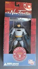 DC DIRECT DARWYN COOKE'S NEW FRONTIER BATMAN SERIES 2 NEW UNOPENED UNUSED NRFB!