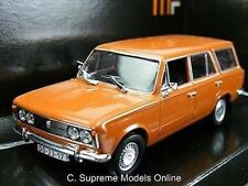 FIAT 125P ESTATE 1 / dimensioni in scala 1/43 CAR MODEL scuro tipo interno euro BXD y0675j ^ * ^