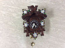 #53 Novelty 1 Day Windup Cuckoo Clock