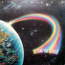 RAINBOW Down To Earth LP Polydor SPELP 69 1979 Free UK Post