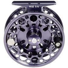 Redington Rise II Fly Fishing Reel - Size 7/8 wt Color Dark Charcoal - NEW!