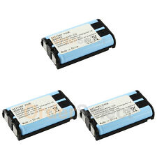 3x Home Phone Battery 450mAh NiCd for Panasonic HHR-P104 HHR-P104A/1B Type 29
