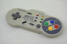 WIRELESS JUNK MULTI CONTROLLER PAD WMP-02 Super Famicom Not Working OPTEC 1748