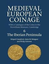 Medieval European Coinage V6 by Crusafont Miquel Paperback Book
