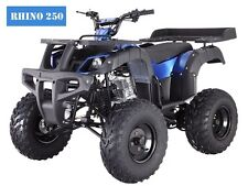 "ATV  New 250D Adult Full Size 4 Wheeler 4 Speeds w/Reverse! Free S/H 23"" Tires!!"