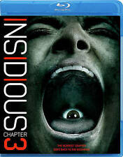 Insidious: Chapter 3  Blu-Ray NEW