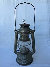 Vintage Feuerhand Original Nier No.275 Kerosene Baby Lantern Made in Germany