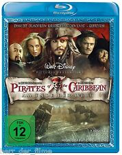 PIRATES OF THE CARIBBEAN: AM ENDE DER WELT (Blu-ray, 2 Discs) OOP