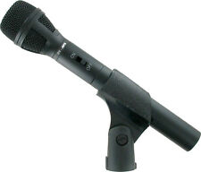 Pro Vocal Instrument Condenser Microphone Studio Quality Dual Power Sound Volume