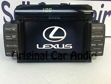 LEXUS LS430 Navigation GPS LCD Display Screen Monitor Climate Temp Control OEM