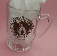 Calgary Stampede The Greatest Outdoor Show On Earth Mini Stein / Shot Glass