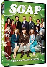 SOAP: THE COMPLETE COMEDY SERIES 1-4 BoxSet Seasons 1 2 3 4 - DVD - NEW Region 1