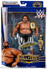 New WWE Mattel Elite Series Hall of Fame Yokozuna Action Figures TAG BELTS