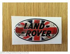 54x27MM UNION JACK LAND ROVER - AUFKLEBER - DEFENDER DISCOVERY 90 110