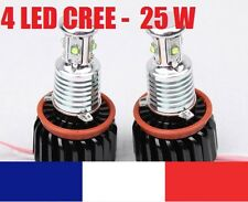 Angel Eyes 4 led 25W Veilleuse BMW Z4 E89 sDrive 20i 28i 35i 35is sDrive20i H8