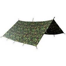Waterproof Military Army Basha Survival Shelter Tent Tarp British DPM 2 x 3m NEW