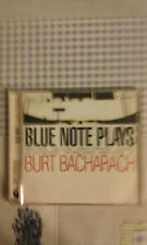 BLUE NOTE PLAYS BURT BACHARACH  CD