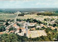 SEIGNOSSE-BOURG vue panoramique aérienne timbrée 1978