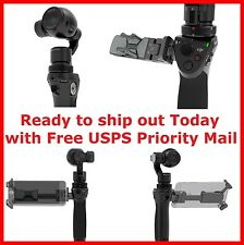 DJI Osmo Handheld Steady Grip 4K Camera and 3-Axis Gimbal Set Free USPS Priority