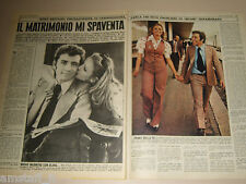 MINO REITANO cantante singer clipping articolo foto photo 1972