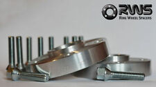 35 MM WHEEL SPACERS 5x120 74.1 FOR BMW 5 SERIES E39 bolts m12