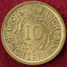 Germany 10 Pfennig 1936 D (B2006)