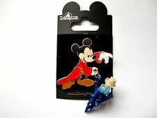 Disney Pin - HKDL Sorcerer Mickey Mouse with a vial of Pixie Dust