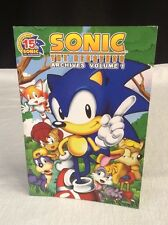 Sonic the Hedgehog Archives Volume 1 2006 GN Knuckles Tails Spaz Sega NM Comic