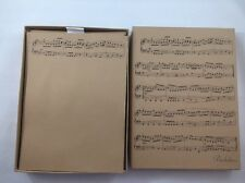 Vintage Box of BERKSHIRE Prelude II Music STATIONERY
