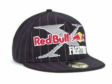 New Era 59Fifty Red Bull XFighters Core Fox Racing Fitted Hat Cap Size  7 3/8