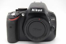 NIKON D5100 16.2MP 3'' SCREEN DIGITAL DSLR CAMERA - SHUTTER COUNT 10144