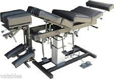 CHIROPRACTIC BIO 2000  ELEVATING  5 DROP TABLE Qualifies for 50% ADA Tax Credit