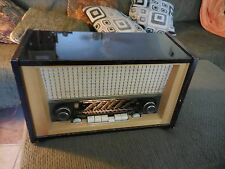 Vintage Emud T7 Tube Radio Made in West Germany Circa 50's WORKS