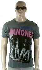 AMPLIFIED THE RAMONES Group Imagen Strass Rock Star Vintage Agujeros
