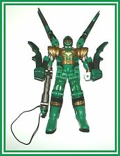 Power Rangers Ninja Storm: Green Samurai (Warrior Triple Zord Morphin) Ranger