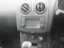 GENUINE NISSAN DUALIS J10 NAVIGATION UNIT COMPLETE