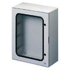 GEWISS GW46201 WATERTIGHTPOLYESTER ENCLOSURE W/ WINDOW & LOCK IP65