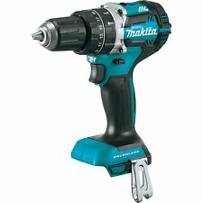 "NEW MAKITA LITHIUM 18V BRUSHLESS HAMMER DRILL 1/2"" XPH12 'BARE TOOL"