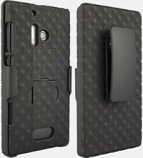 OEM Verizon Nokia Lumia 928 Shell Holster Combo Case With Belt Clip
