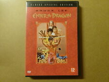 2-DISC SPECIAL EDITION DVD / ENTER THE DRAGON ( BRUCE LEE... )