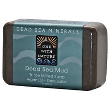 Soap Dead Sea Mud One With Nature 7 oz Soap