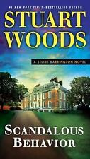 Scandalous Behavior (A Stone Barrington Novel), Woods, Stuart, New Book