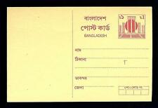 BANGLADESH - Cart. Post. - 19__ - RS-1 Rosso carminio