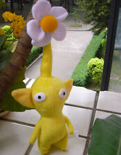 NEW NINTENDO ~PIKMIN YELLOW FLOWER~STUFFED PLUSH DOLL COLLECTION