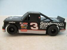 Vintage HO Tyco Mike Skinner #3 GM Goodwrench Service Nascar Slot Truck Works