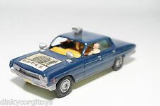 CORGI TOYS 497 OLDSMOBILE SUPER 88 MAN FROM UNCLE EXCELLENT CONDITION REPAINT
