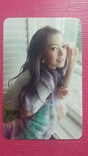 RED VELVET IRENE Official Photocard RUSSIAN ROULETTE 3rd Album Photo Card 아이린