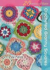 Twenty to Make: Crocheted Granny Squares by Val Pierce (2012, Paperback)
