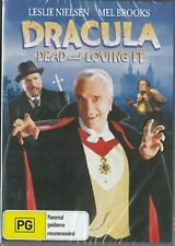 Dracula Dead And Loving It - Region 2 Compatible DVD (UK seller!!!) Leslie NEW