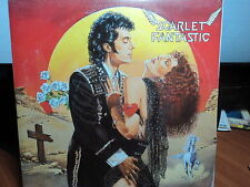 "Scarlet Fantastic ""Film Star Kiss"" Rare Oz PS 7"""
